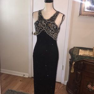 Formal sequins gown
